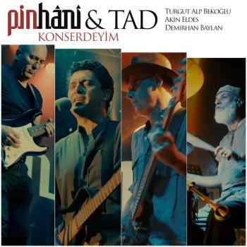 Pinhani - Konserdeyim (2019) (320 Kbps + Flac) Full Albüm İndir