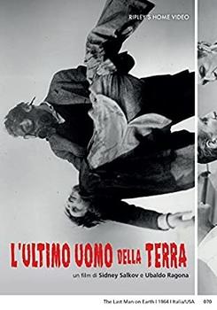 L'ultimo uomo della Terra (1964) DVD9 COPIA 1:1 ITA ENG