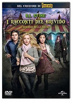 R.L. Stine - I racconti del brivido - L'armanio delle anime (2015) DVD9 COPIA 1:1 ITA-ENG-FRE-GER-SPA