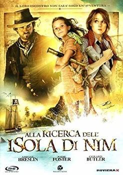Alla ricerca dell'isola di Nim (2008) DVD9 COPIA 1:1 ITA ENG