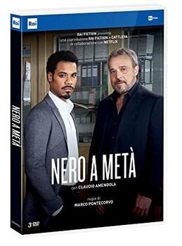 Nero a metà - Stagione 1 (2018) [Completa] 3 x DVD9 COPIA 1:1 ITA