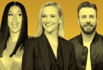 Variety网站评选出2019年度美国电视业界演员的天价片酬