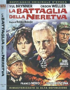 La battaglia della Neretva (1969) DVD9 COPIA 1:1 ITA TED