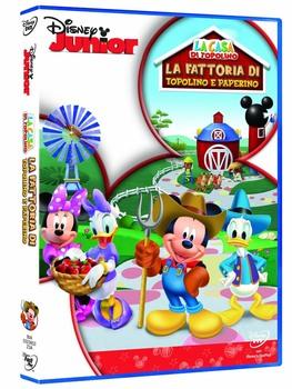 La casa di Topolino - La fattoria di Topolino e Paperino (2013) DVD9 COPIA 1:1 ITA MULTI