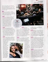 24 часа с Джаредом Падалеки   Интервью для журнала Watch, ноябрь декабрь 2019 г.