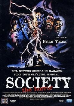 Society - The Horror (1989) DVD9 COPIA 1:1 ITA/ENG