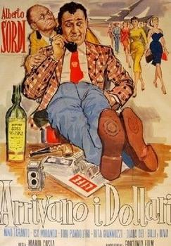 Arrivano i dollari (1957) DVD5 COPIA 1:1 ITA