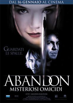 Abandon - Misteriosi omicidi (2002) DVD9 Copia 1:1 ITA-ENG