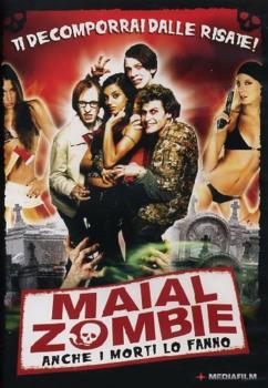 Maial Zombie - Anche i morti lo fanno (2004) DVD5 ITA TED