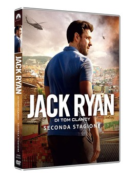 Jack Ryan [Seconda Stagione] (2019) 3xDVD9 Copia 1:1 Ita Multi Subs TRL