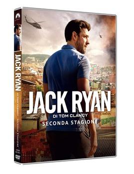Jack Ryan [Seconda Stagione] (2019) 3xDVD9 Copia 1:1 Ita Multi Subs TRL