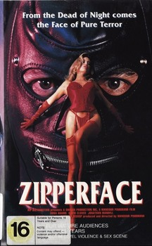 Zipperface - Faccia di cuoio (1992) DVD5 CUSTOM ITA ENG