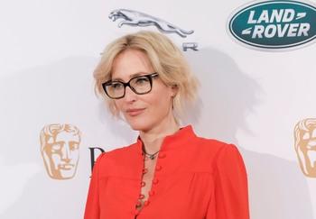 Gillian Anderson, BAFTA Tea Party, L.A, 04/01/2020