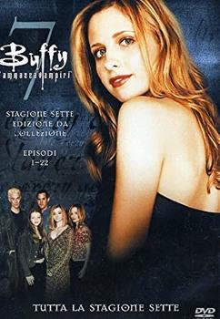 Buffy l'ammazzavampiri (2002-2003) stagione 7 [completa] 6xDVD9 COPIA 1:1 ita ing
