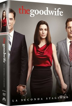 The Good Wife (2009–2016) Stagione 3 [ Completa ] 6 x DVD9 COPIA 1:1 ITA ENG