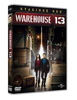 Warehouse 13 (2009–2014) Stagione 1 [ Completa ] 4 x DVD9 COPIA 1:1 ITA ENG