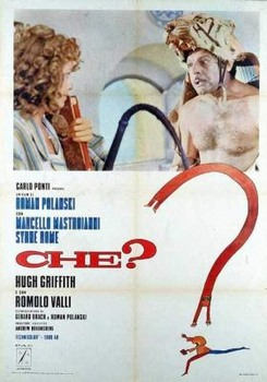 Che? (1972) DVD9 Copia 1:1 ITA-ENG