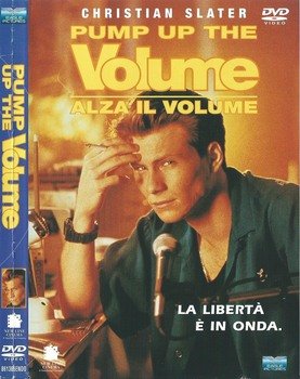Pump up the volume - Alza il volume (1990) DVD5 COPIA 1:1 ITA ENG