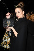 Barbara Palvin   -     Versace Fashion Show Milan February 21st 2020.