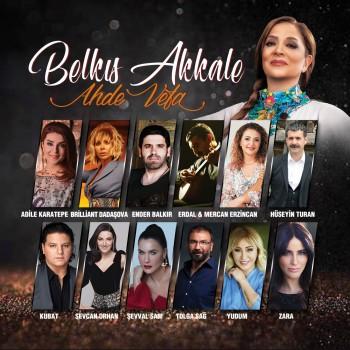 Çeşitli Sanatçılar - Belkıs Akkale Ahde Vefa (2019) Full Albüm İndir