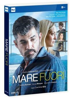 Mare Fuori (2010) Stagione 1 [ Completa ] 3 x DVD9 COPIA 1:1 ITA