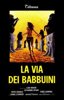 La via dei babbuini (1974) DVD5 Copia 1:1 ITA