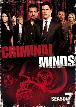 Criminal Minds - Stagione 7 (2011-2012) [Completa] 5xDVD9 COPIA 1:1 ITA ENG TED