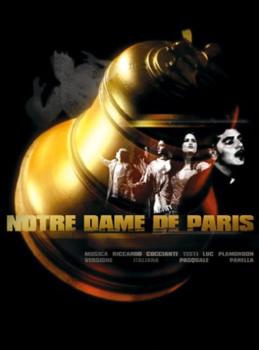 Notre dame de Paris - Live Arena di Verona (2002) 2 x DVD9 COPIA 1:1 ITA