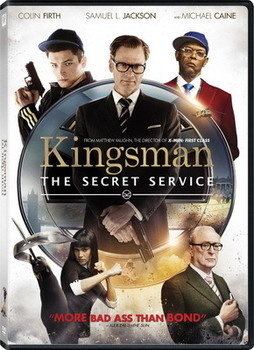 Kingsman Secret Service (2014) DVD9 Copia 1:1 iTA-ENG-GER-FRE