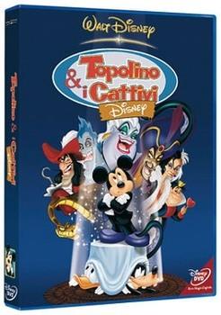 Topolino e i cattivi Disney (2002) DVD5 COPIA 1:1 ITA ENG TED