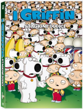 I Griffin (2010) Stagione 12 [ Completa ] 3 x DVD9 ITA ENG TED