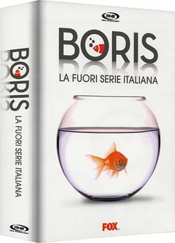 Boris (2007-2010) collection 7xDVD9 copia 1:1 ita