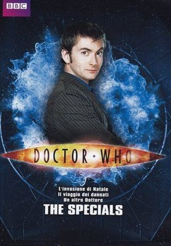 Doctor Who - The specials I (2012) 3xDVD5 COPIA 1:1 ITA ENG
