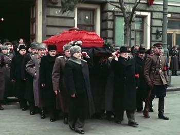 Прощание со Сталиным (Государственные похороны) / State Funeral (2019) WEB-DLRip