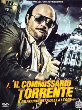 Il commissario Torrente - Il braccio idiota della legge (2011) DVD9 COPIA 1:1 ITA SPA