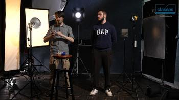 Основы работы с видеосветом (2019) Мастер-класс