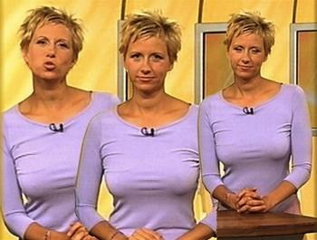 Andrea kiewel nylons
