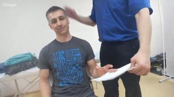 Мануальная терапия грыж шейного отдела позвоночника. Прямая техника (2019) Интенсив