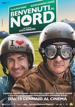 Benvenuti al Nord (2012) DVD9 COPIA 1:1 ITA