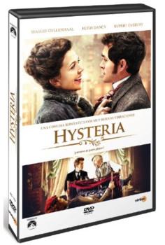 Hysteria (2012) DVD9