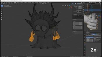Курс по основам Blender 2.8+ (2019) Видеокурс