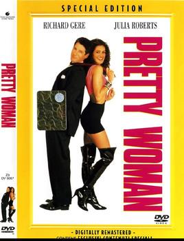 Pretty Woman (1990) [Edizione Speciale] DVD9 Copia 1:1 ITA-ENG-FRE-CZE-HUN