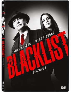 The Blacklist (2020) Stagione 7 [ Completa ] 5 x DVD9 ITA ENG TED
