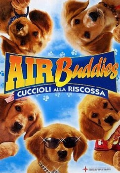 Air Buddies - Cuccioli alla riscossa (2006) DVD5 COPIA 1:1 ITA ENG