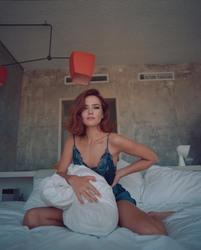 Zoey Deutch - Rollacoaster Magazine, Autumn/Winter 2019
