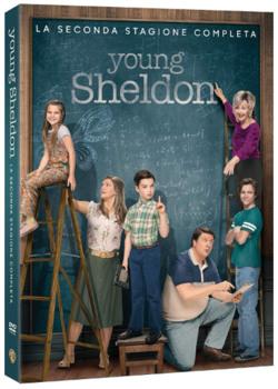Young Sheldon (2018) Stagione 2 [ Completa ] 2 x DVD9 COPIA 1:1 ITA MULTI