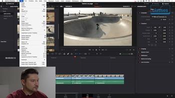 Закладка CUT в Davinci Resolve 16: монтаж для видео блогеров (2019) Мастер-класс