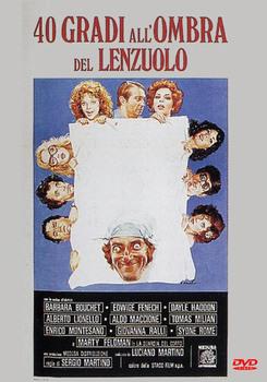 40 gradi all'ombra del lenzuolo (1975) DVD9 Copia 1:1 ITA