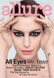Anne Hathaway - Allure Magazine September 2019