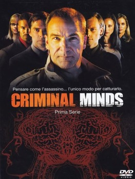 Criminal Minds - Stagione 1 (2005-2006) 6xDVD9 COPIA 1:1 ITA ENG TED